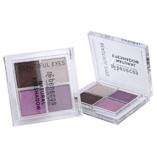 Benecos Natural Quattro Eyeshadow Beautiful Eyes