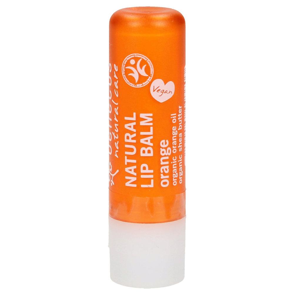 Benecos Natural Vegan Lip Balm Orange (4.8g)