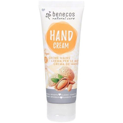 Benecos Hand Cream - Sensitive (75ml)