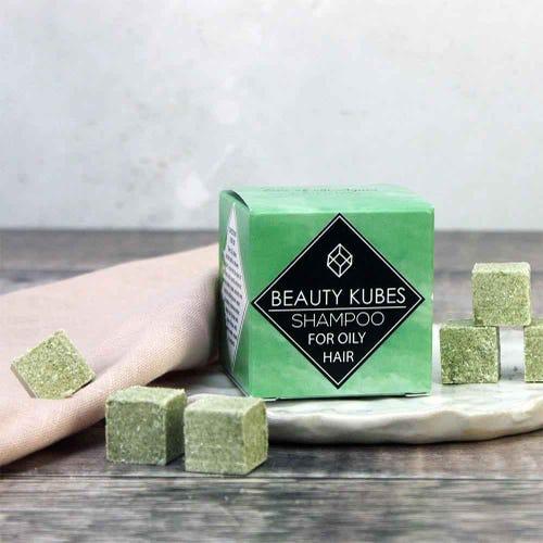 Beauty Kubes Shampoo - Oily Hair (100g)