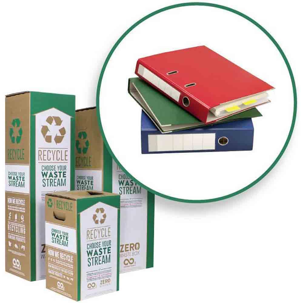 Terracycle Binders Zero Waste Box