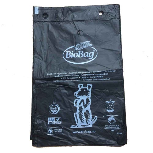 BioBag Compostable Dog Waste Bags (50 Pack)