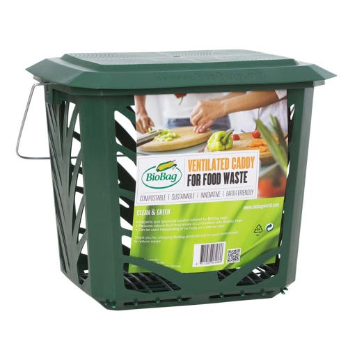 BioBag MaxAir II  Ventilated Bin