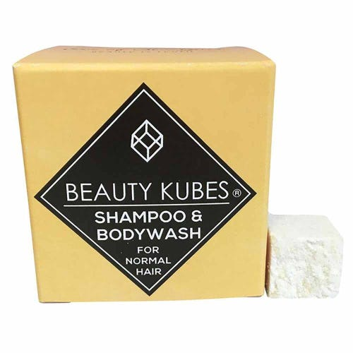 Beauty Kubes Shampoo & Body Wash Normal (100g)