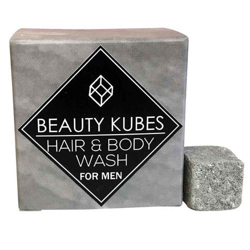 Beauty Kubes Shampoo & Body Wash Unisex (100g)