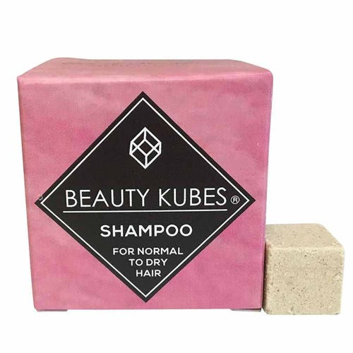 Beauty Kubes Shampoo - Normal to Dry Hair (100g)