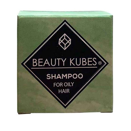 Beauty Kubes Shampoo - Oily Hair (100g)