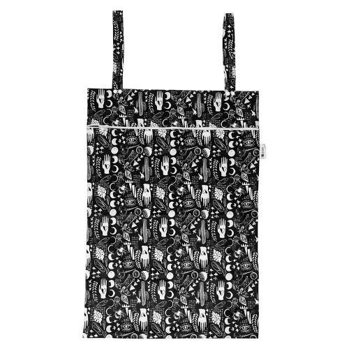 Designer Bums Wet Bag XL - Black Alchemy