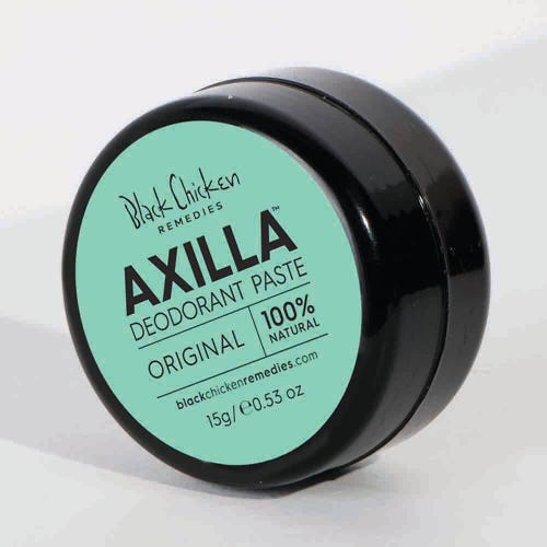 Black Chicken Remedies Axilla Deodorant Paste Mini (15g)
