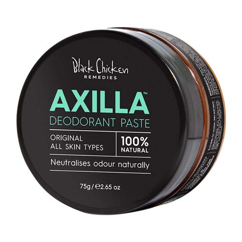 Black Chicken Remedies Axilla Deodorant Paste (75g)