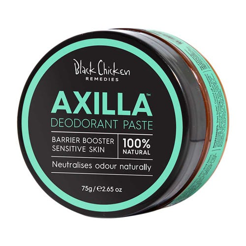 Black Chicken Remedies Sensitive Deodorant Paste (75g)