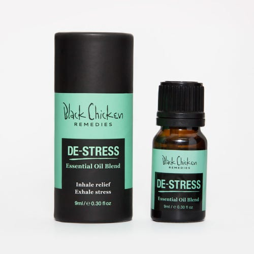 Black Chicken Remedies Essential Oil - De-Stress