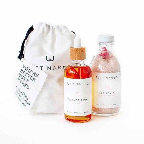 Butt Naked Rose Gift Pack