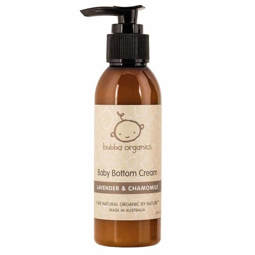 Bubba Organics Lavender Nappy Cream (125ml)