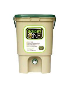 Bokashi One Composting Bin Tan | Flora & Fauna Australia