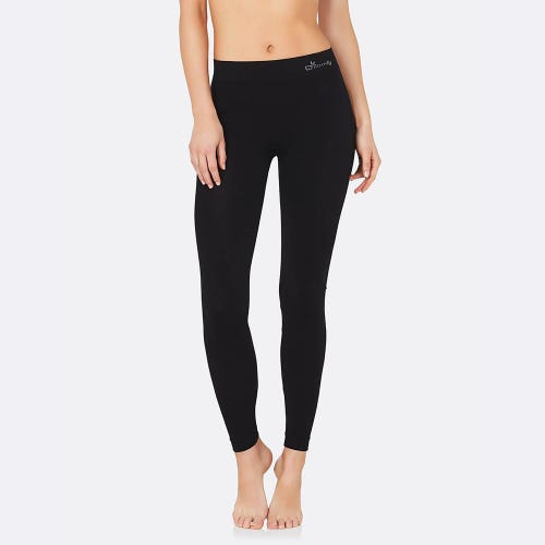 Boody Women's Full Length Leggings - Black