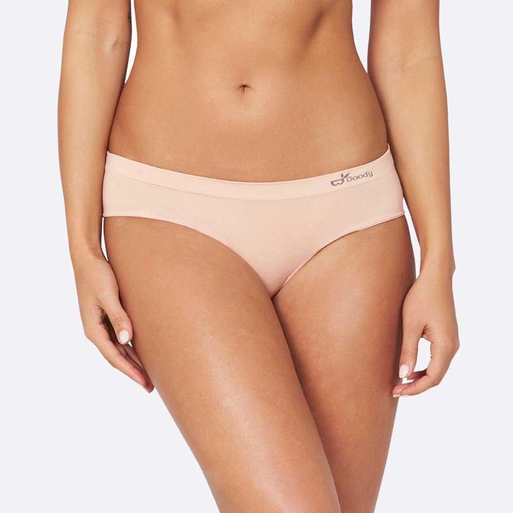 Boody Women's Hipster Bikini Underwear - Blush