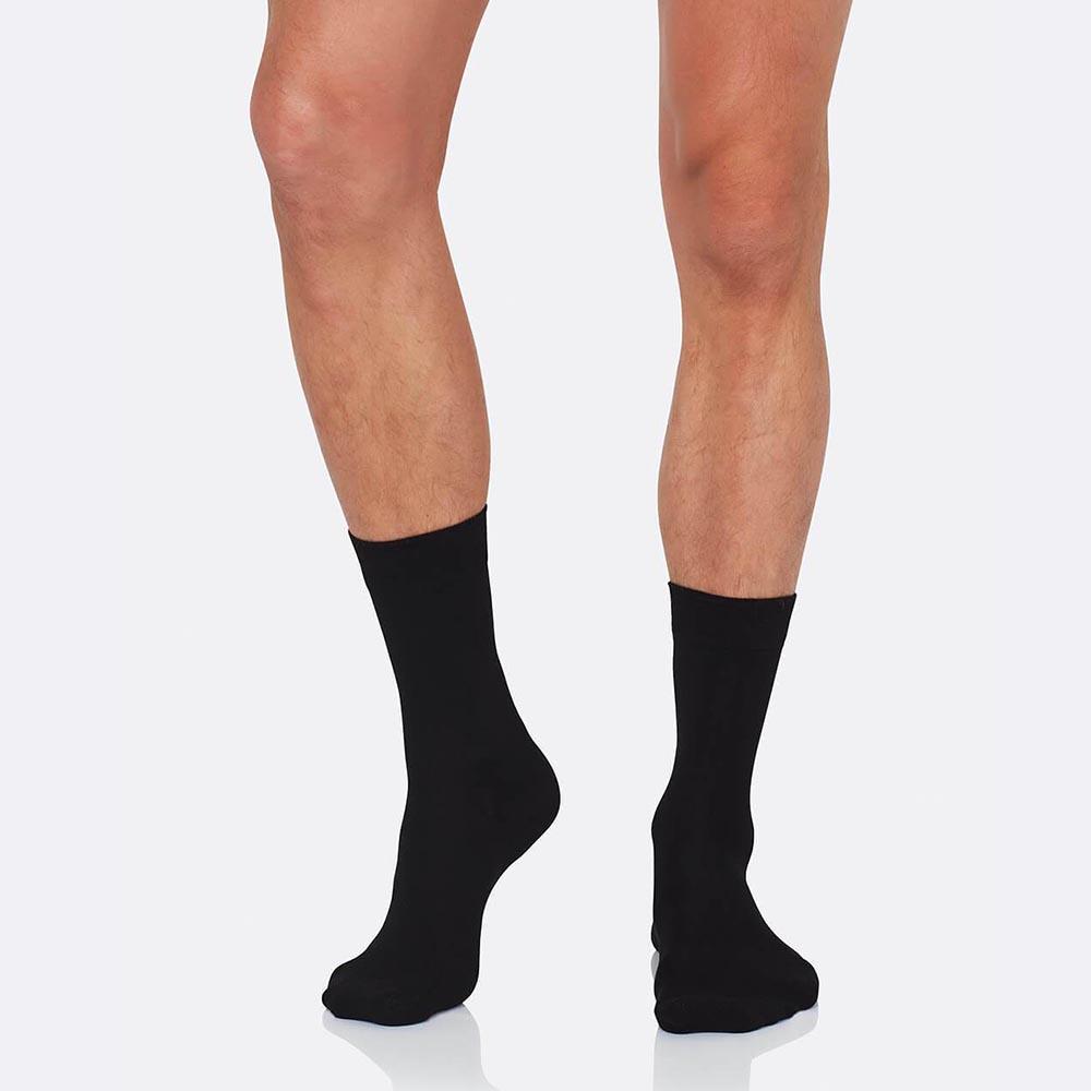 Boody Men's Business Socks - Black