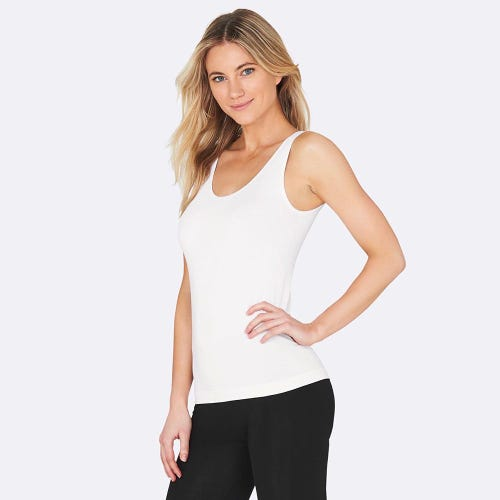 Boody Women's Tank Top - White