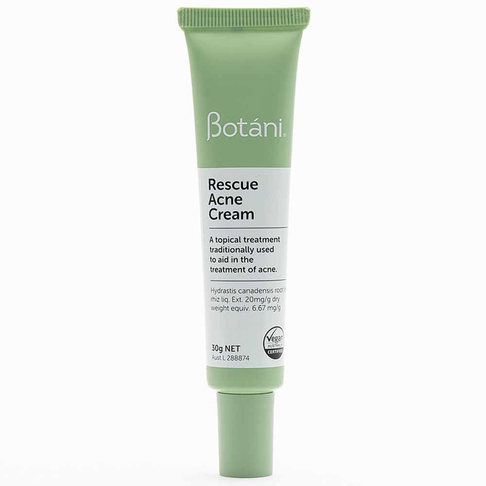 Botani Rescue Acne Cream (30g)