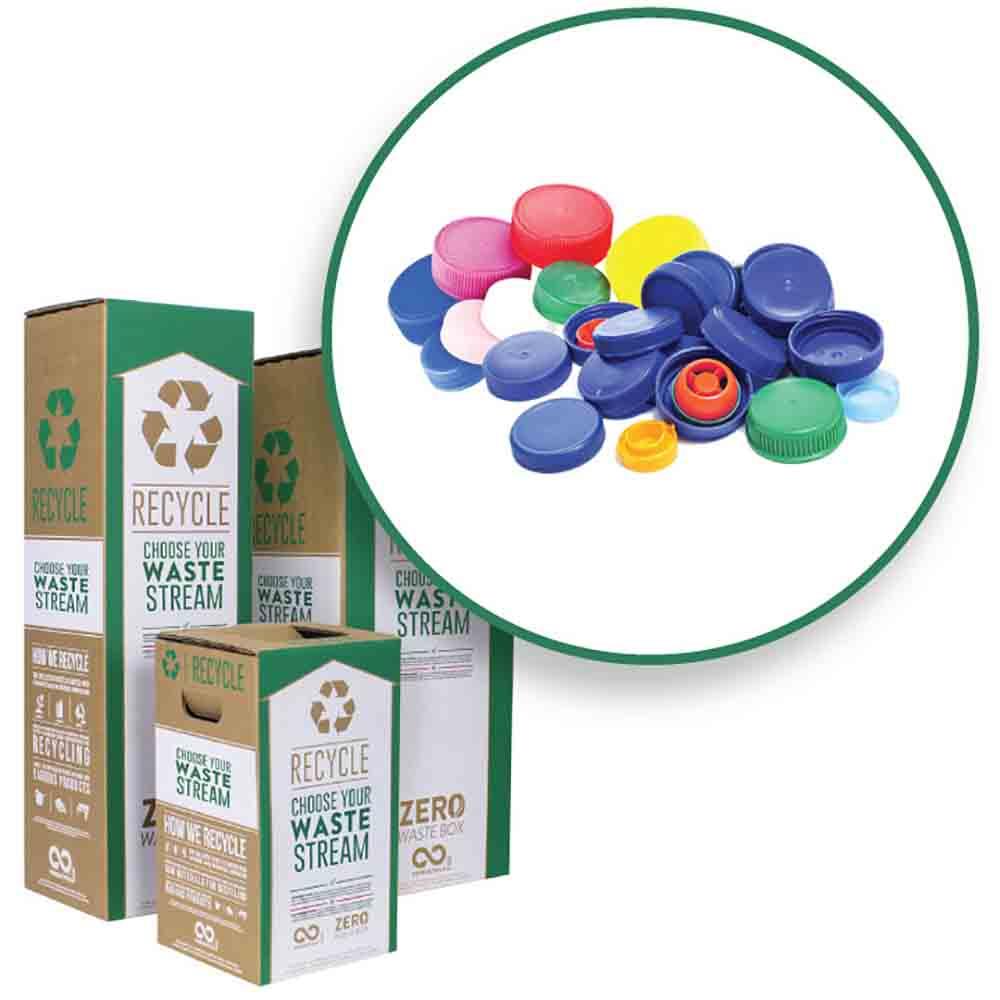 Terracycle Zero Waste Box Bottle Caps