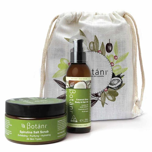 Botani Reveal Your Inner Glow Skin Care Pack