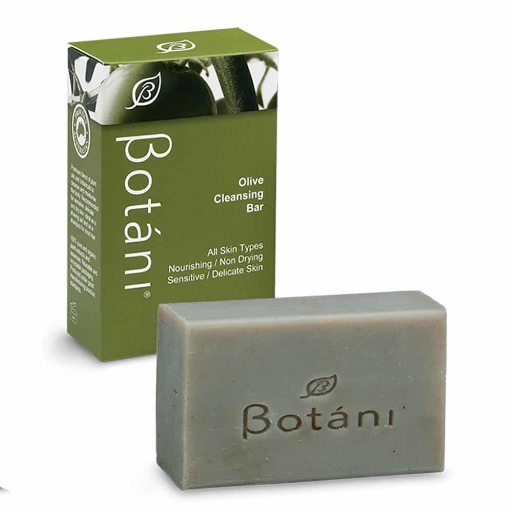 Botani Olive Cleansing Bar (125g)