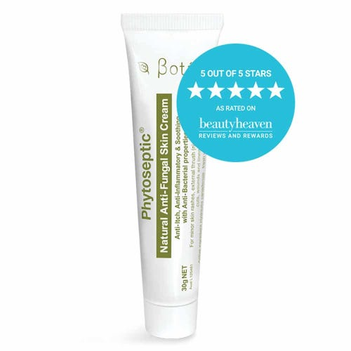 Botani Natural Phytoseptic Antifungal Skin Cream (30g)