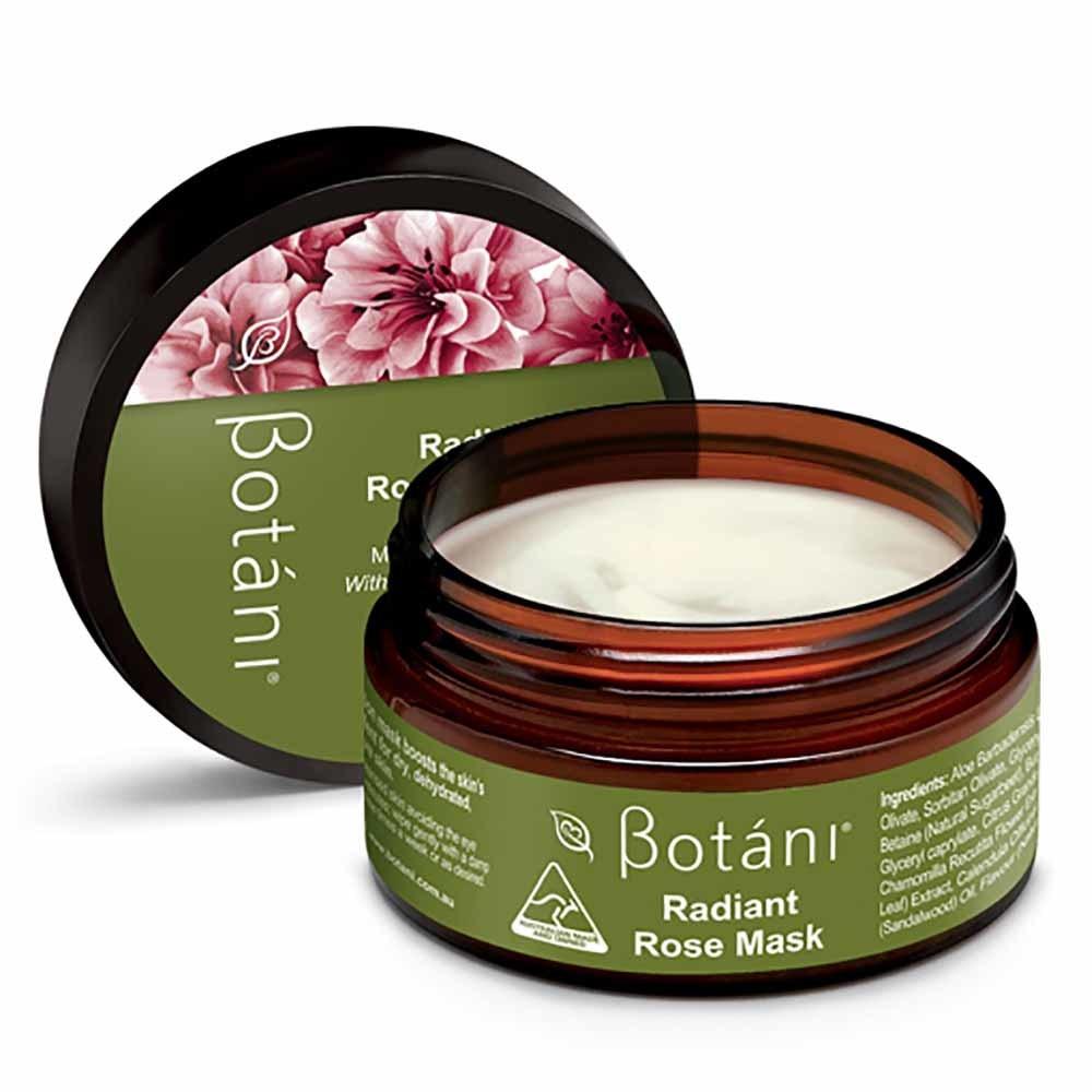 Botani Radiant Rose Mask (100g)