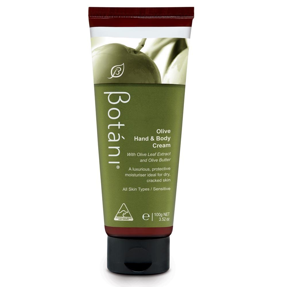 Botani Olive Hand & Body Cream (100g)