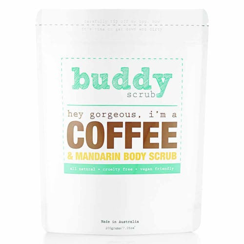 Buddy Scrub Body Scrub Coffee (200g)