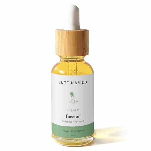 Butt Naked Hemp Face Oil (25ml)