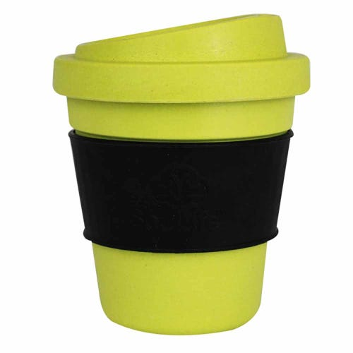 EcoSouLife Bamboo Bio Sip Cup - Lime (12oz)