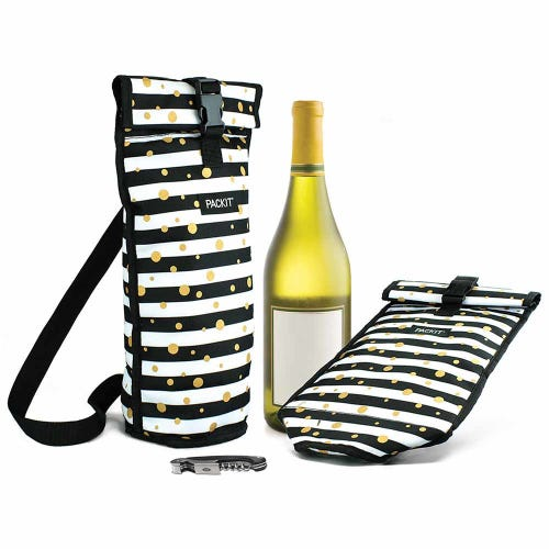 PackIt Freezable Wine Bag - Celebration