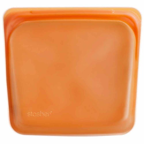 Stasher Reusable Sandwich Bag - Citrus