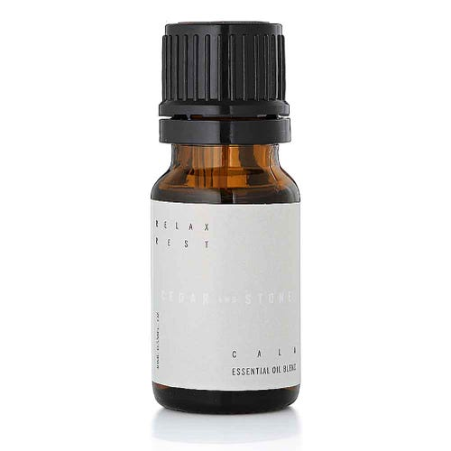 Cedar + Stone Essential Oils Calm (10ml)