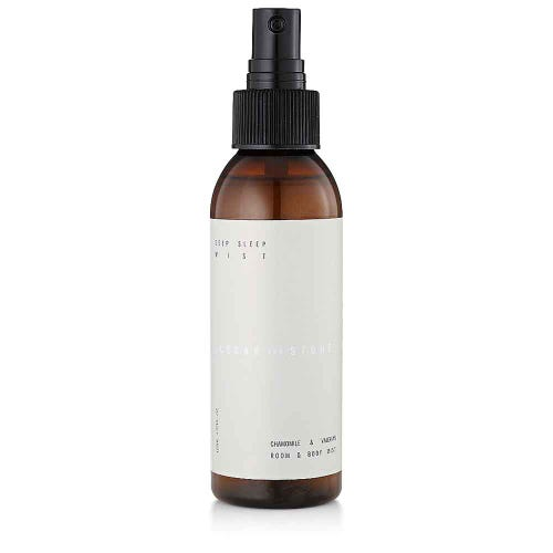Cedar + Stone Mist Deep Sleep - Chamomile & Valerian (125ml)