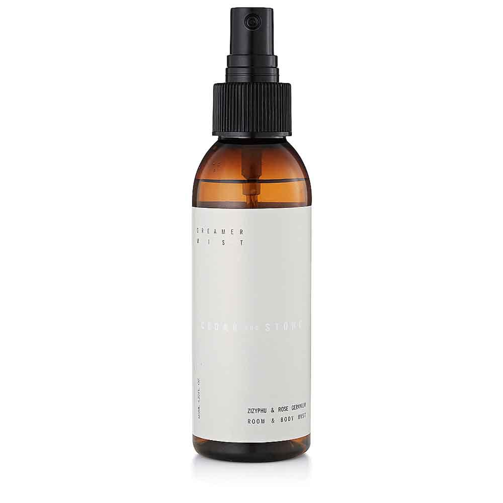 Cedar + Stone Mist Dreamer - Rose Geranium & Zizyphus (125ml)