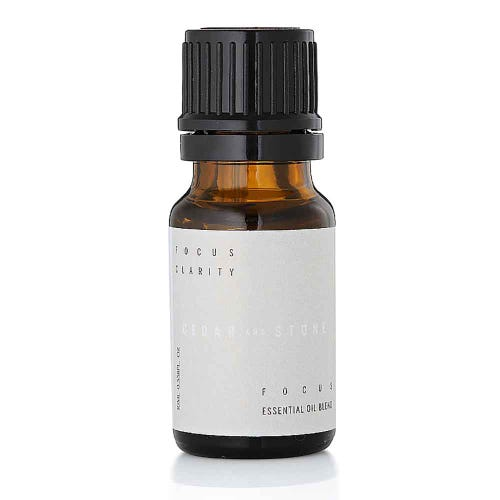 Cedar + Stone Essential Oils Focused (10ml)