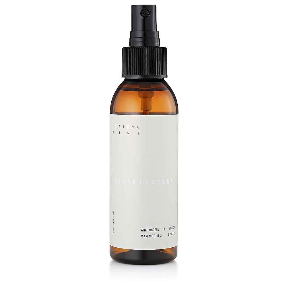 Cedar + Stone Mist Healing - Magnesium & Arnica (125ml)
