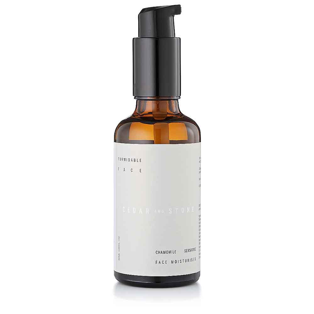Cedar + Stone Chamomile Sensitive Skin Moisturiser (50ml)