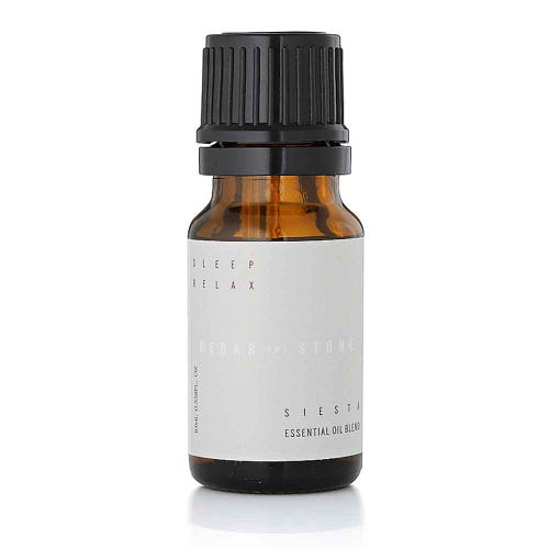 Cedar + Stone Essential Oils Siesta (10ml)