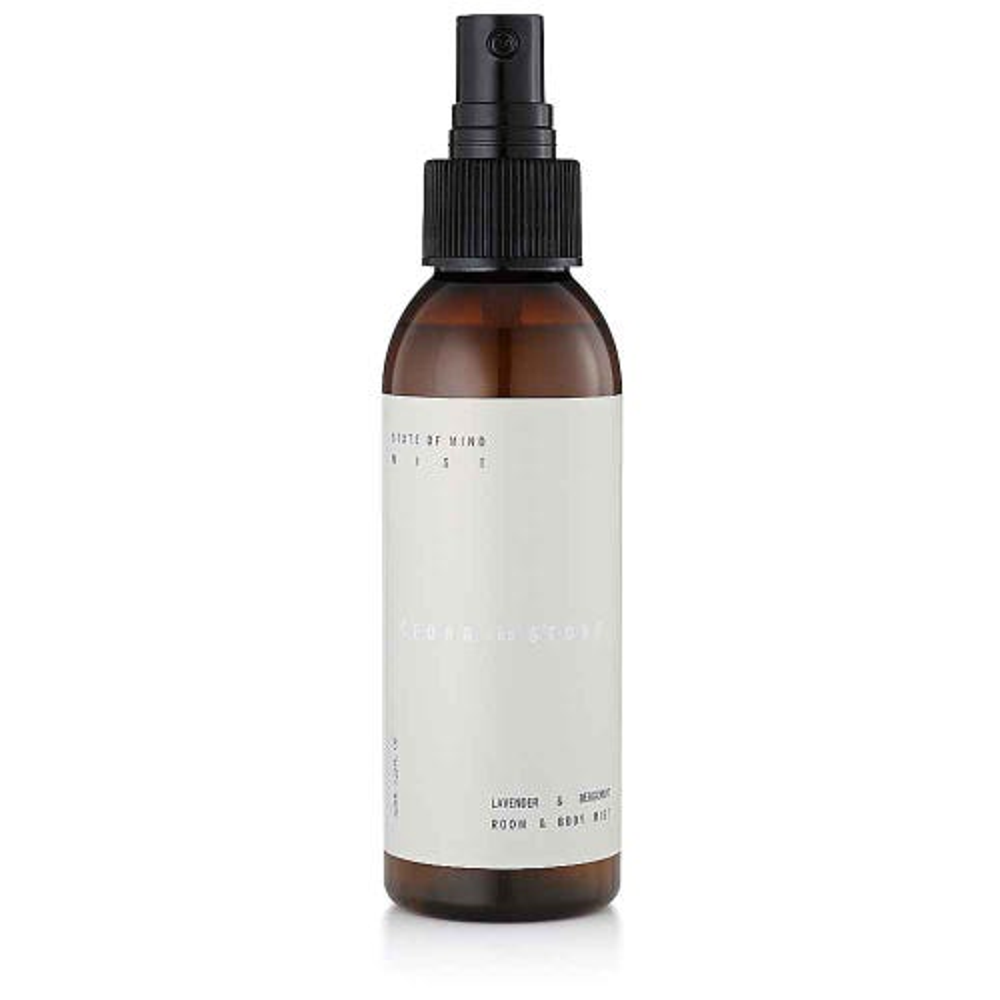 Cedar + Stone Mist State of Mind -  Lavender & Bergamot (125ml)