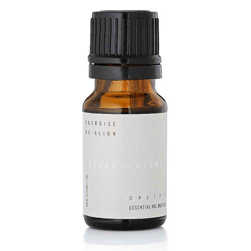 Cedar + Stone Essential Oils Uplift (10ml)