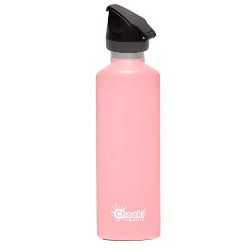 Cheeki Insulated Active Bottle 600ml - Pink