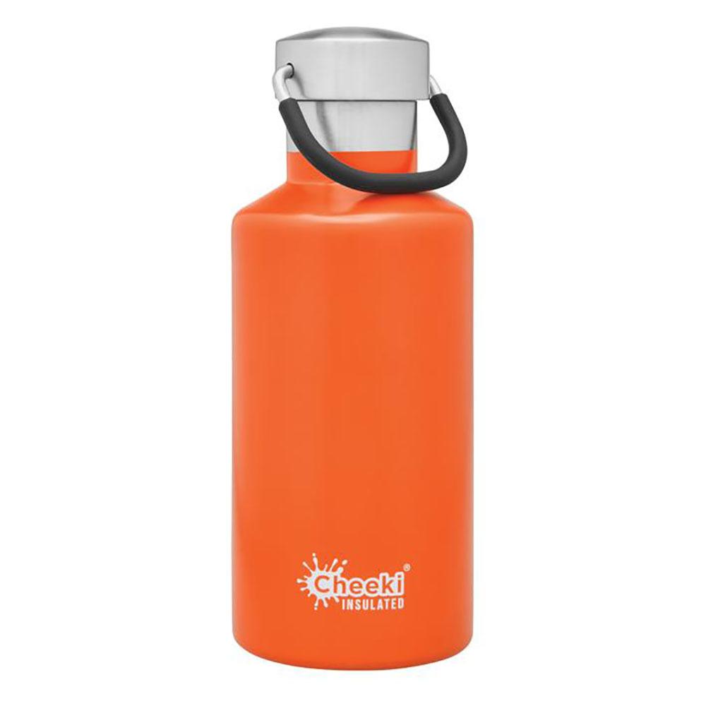 Cheeki Insulated Water Bottle 400ml - Orange