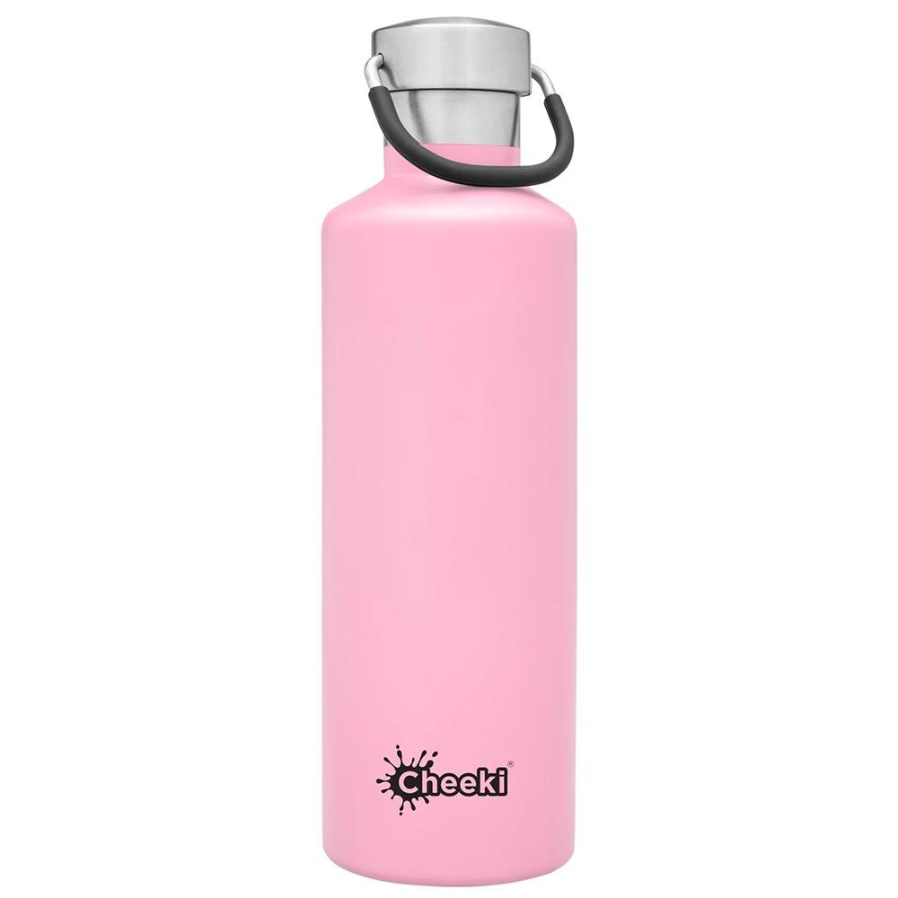 Cheeki Insulated Water Bottle 600ml - Pink
