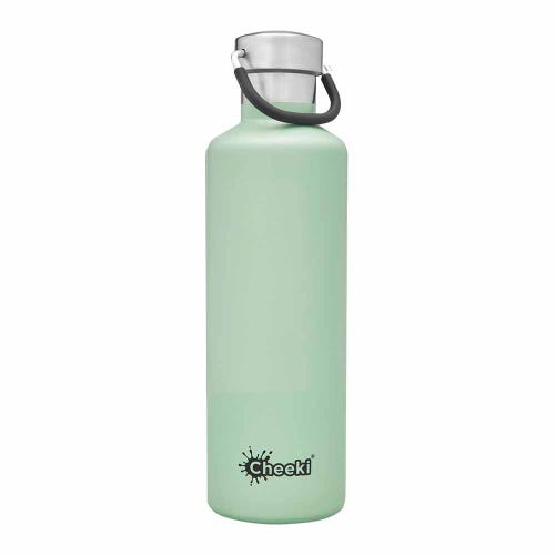 Cheeki Insulated Water Bottle 600ml - Pistachio