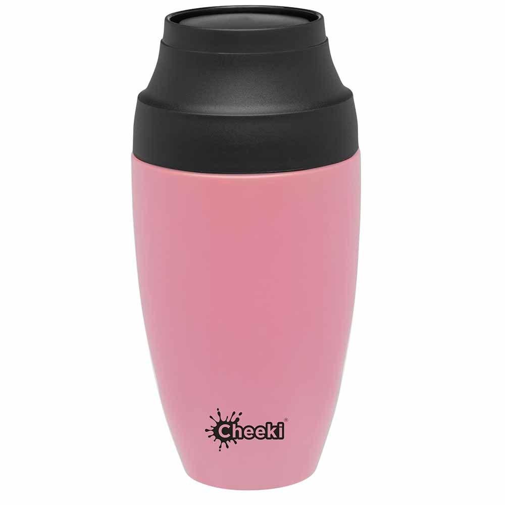 Cheeki Leakproof Coffee Mug 350ml - Pink