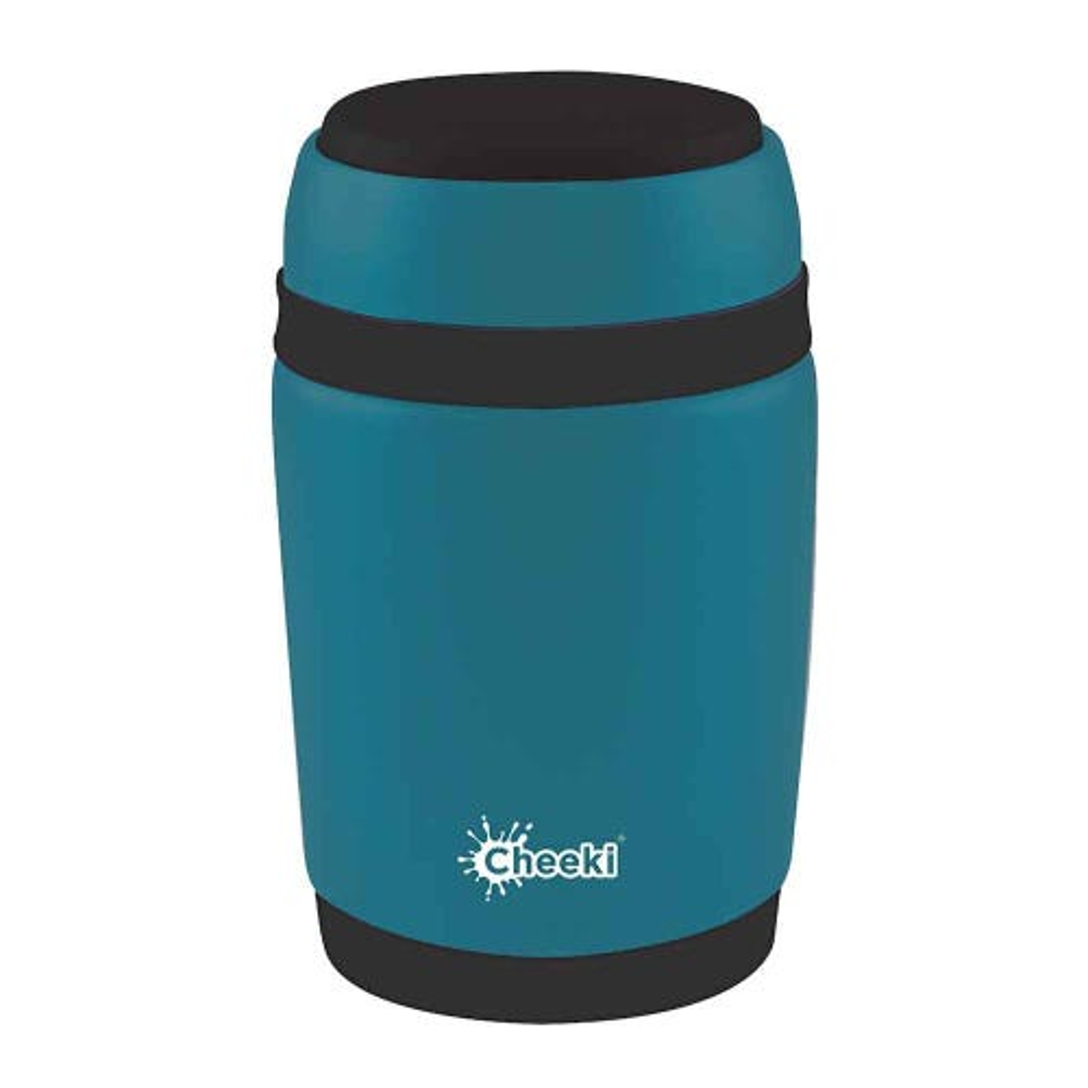 Cheeki Insulated Food Jar - Topaz (480ml)